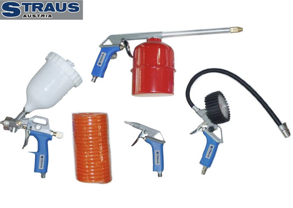 Straus pneumatski set