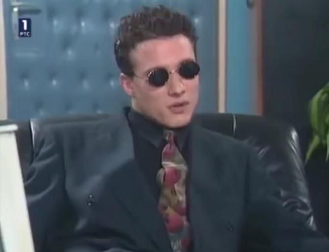 Miloš Timotijević kao Pablo u seriji