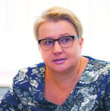 Joanna Berdzik wiceminister edukacji narodowej