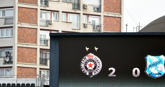 Partizan - Mladost