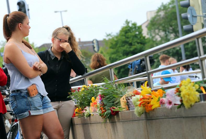 Monachium: Miejsce ataku