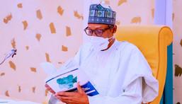 President Muhammadu Buhari [Presidency]