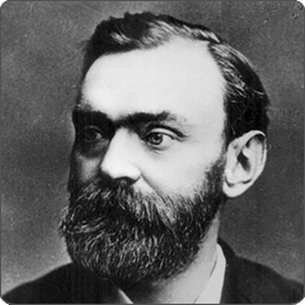 Alfred Nobel fot. flickr.com