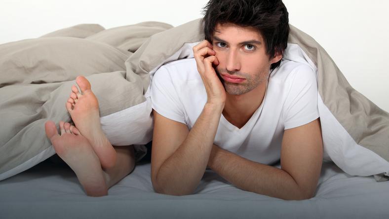 Wspólne spanie z kobietą może szkodzić mężczyźnie