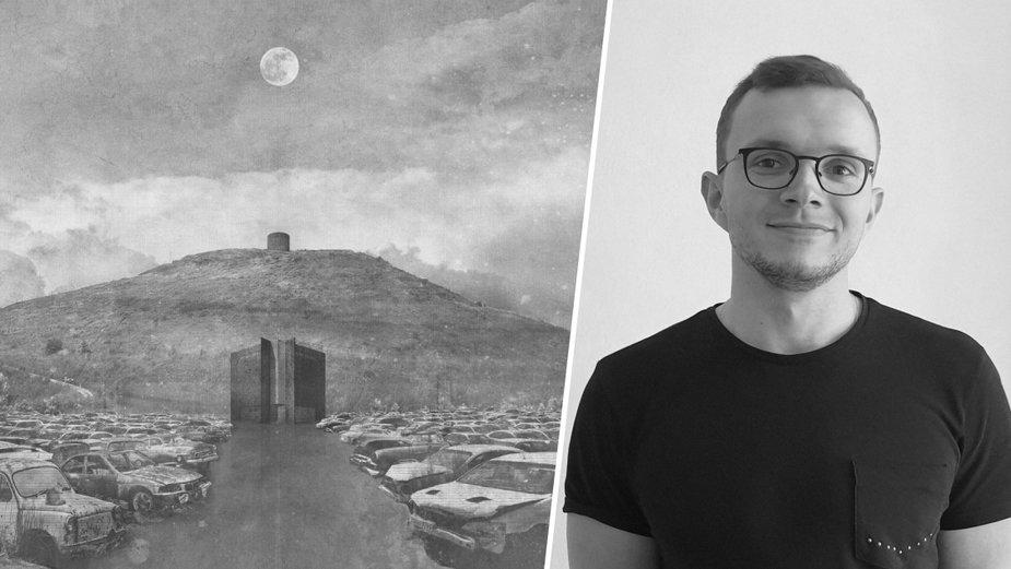 Łukasz Modrzejewski autorem najlepszego projektu dyplomowego w Polsce