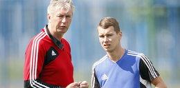 Trener Ruchu dużo wymaga od nowych piłkarzy