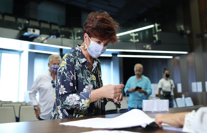 Jolanta Kwaśniewska na wyborach prezydenckich 2020