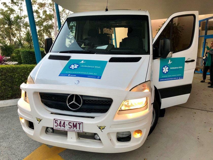 W Australii rusza wyjątkowy program. Chcą spełniać życzenia umierających pacjentów