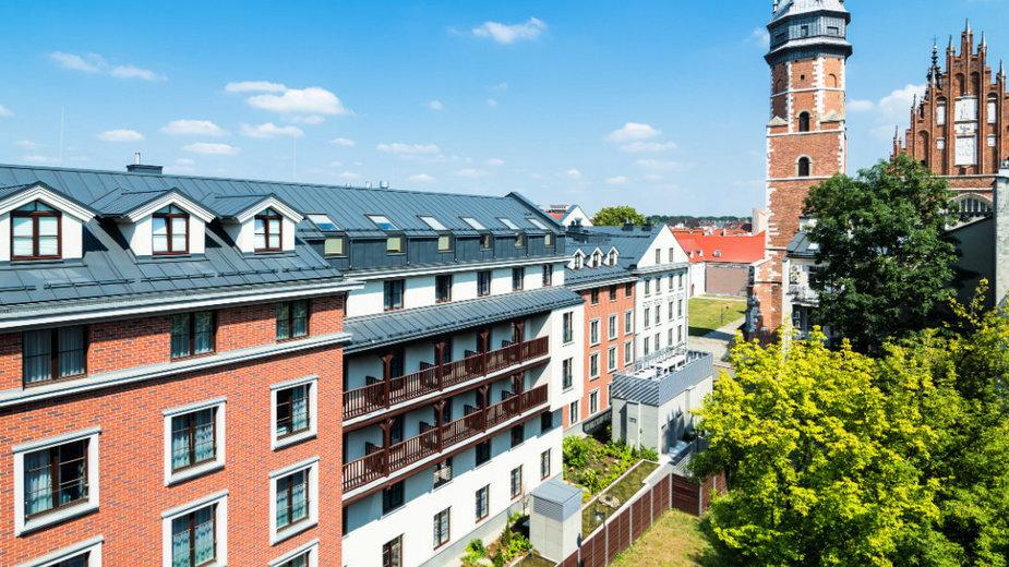 Hotel Golden Tulip Kraków Kazimierz