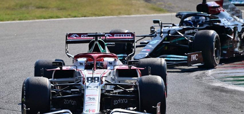 F1: GP Włoch. Dublet ekipy McLarena i kraksa liderów. Jak spisał się Robert Kubica?