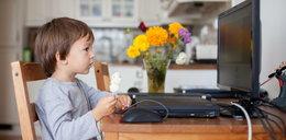 Na dzieci czyhajązagrożenia w sieci. Rodzice o niczym nie wiedzą