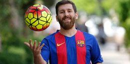 Wygląda jak Messi. Wywołał zamieszanie i trafił na policję