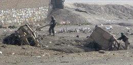 Śmierć 5 Polaków w Afganistanie