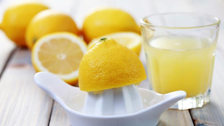 Zzdrowotne właściwości cytryny