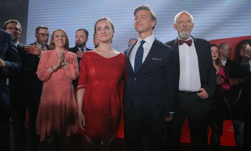 Kogo poprze Krzysztof Bosak w II turze?