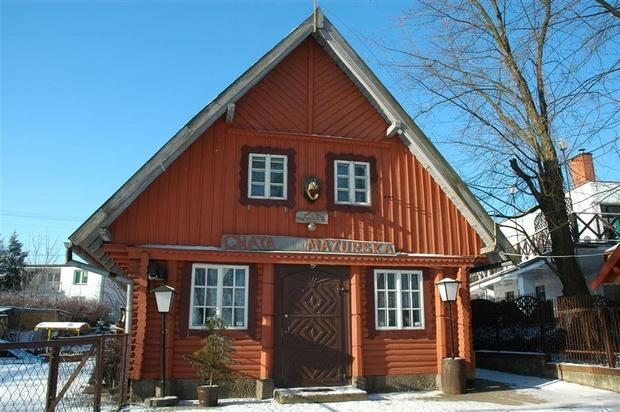 Chata Mazurska w Olecku