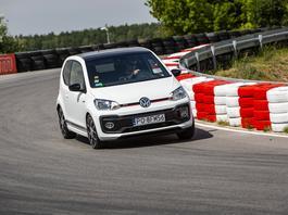 Volkswagen Up GTI – taka mała zabaweczka | TEST