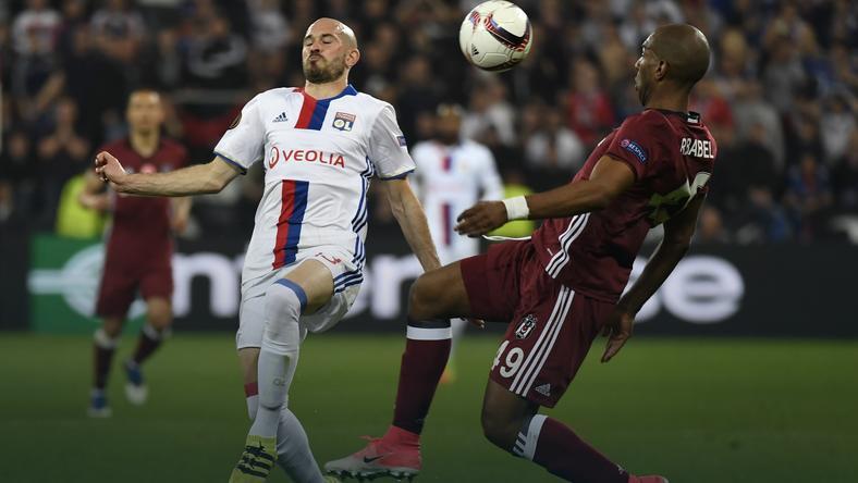 Olympique Lyon - Besiktas Stambuł