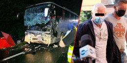 Katastrofa busa na Śląsku. Jest decyzja ws. aresztu dla kierowcy volkswagena