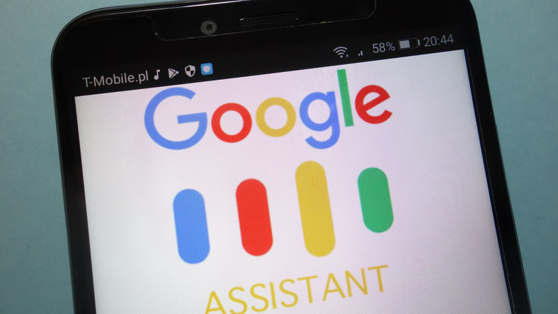 Google Asystent