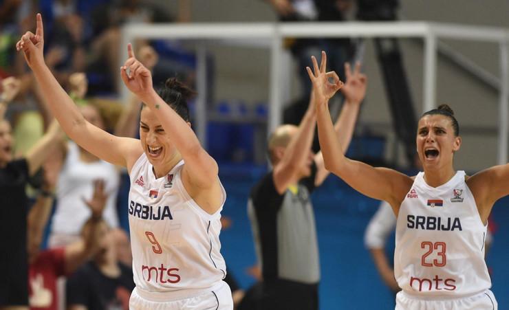 Košarkašice Srbije, Ana Dabović, Jelena Bruks Milovanović