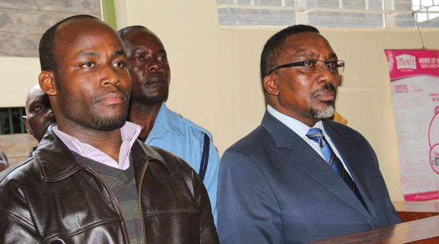 Controversial televangelist James Ng'ang'a1