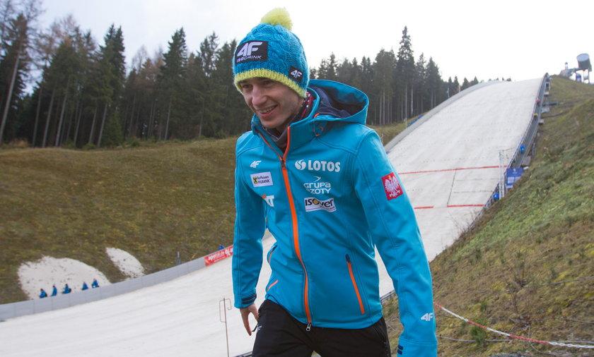 Na tych skoczniach Kamil Stoch będzie walczył o Puchar Świata!
