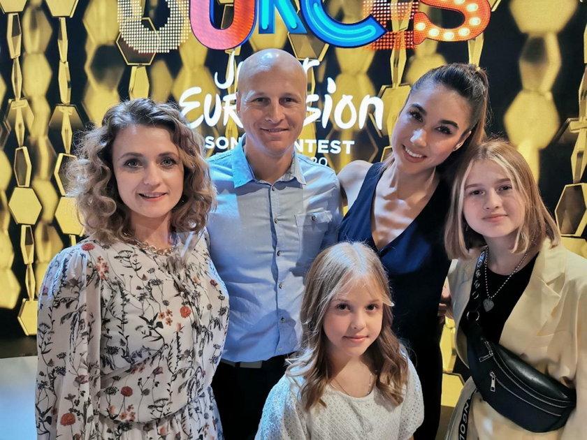 Ala Tracz z rodziną, Ida Nowakowska