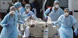 Francja. Masowe zawieszenia pracowników medycznych. To przez COVID?