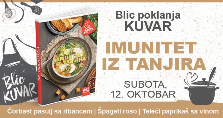 """Poklon kuvar u """"Blicu"""" svake subote"""