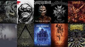 Metal Max 20: recenzje Iron Maiden, Motörhead, Krisiun i inne