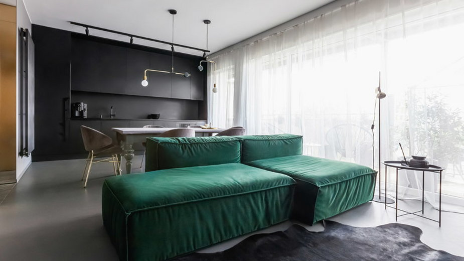Kobiecy apartament