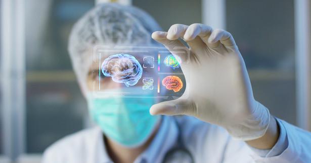 Zdrowie mózg medycyna lekarz przyszłość