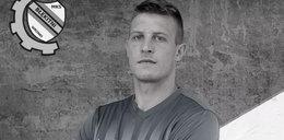 28-letni piłkarz zginął podczas wichury. Teraz uratuje życie innym