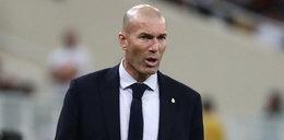 Kolejna porażka Realu Madryt w Lidze Mistrzów. Zidane nie zamierza rezygnować