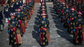 Miliony Chińczyków w podróży z okazji rozpoczynającego się Roku Psa