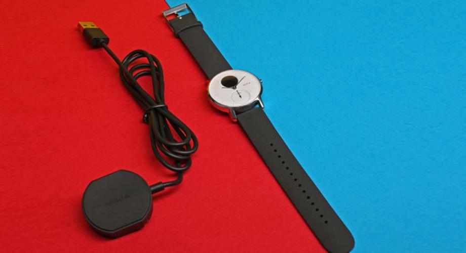 Nokia Steel HR im Test: Hybrid-Smartwatch mit Display