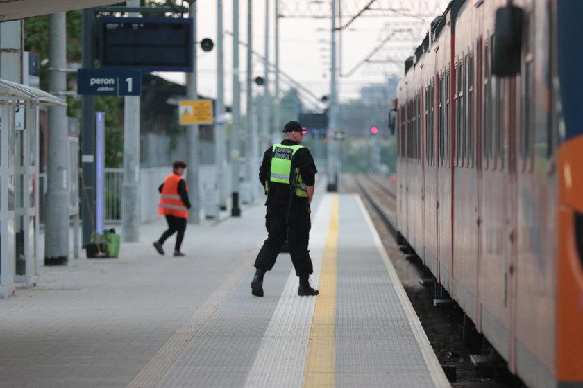 Z bronią do pociągu