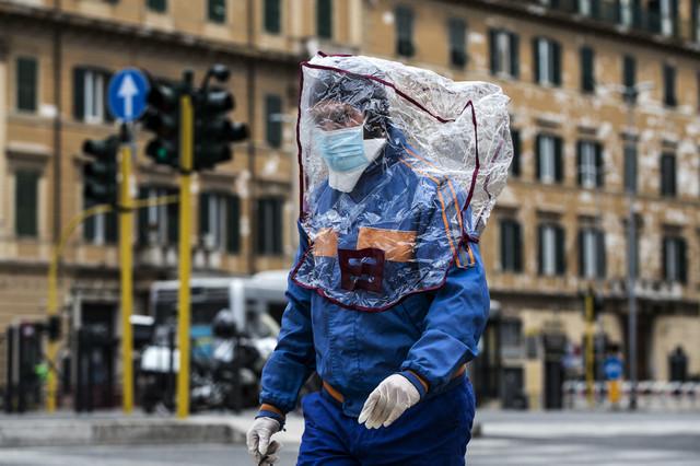 italija koronavirus Rim