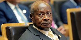 Prezydent Ugandy nagrał poradnik, jak trenować w domu. Film stał się hitem