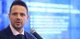 Wpadka Kancelarii Sejmu. Trzaskowski dostał coś, czego nie powinien!