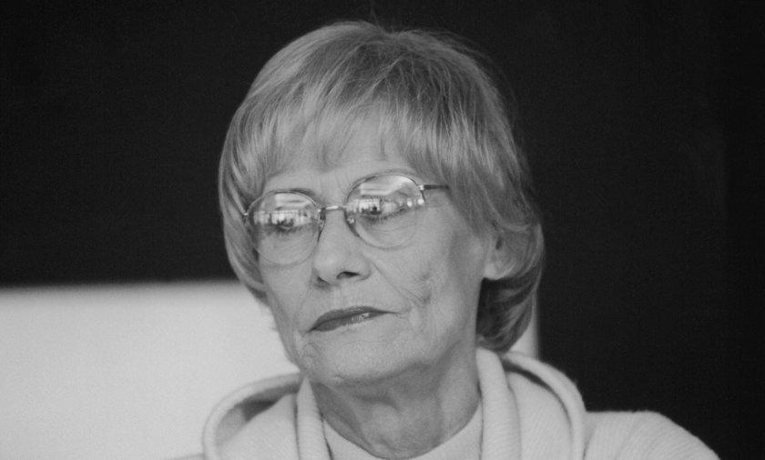 Blanka Danilewicz miała 84 lata.