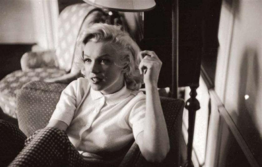 Znaleziono zdjęcia Marilyn Monroe