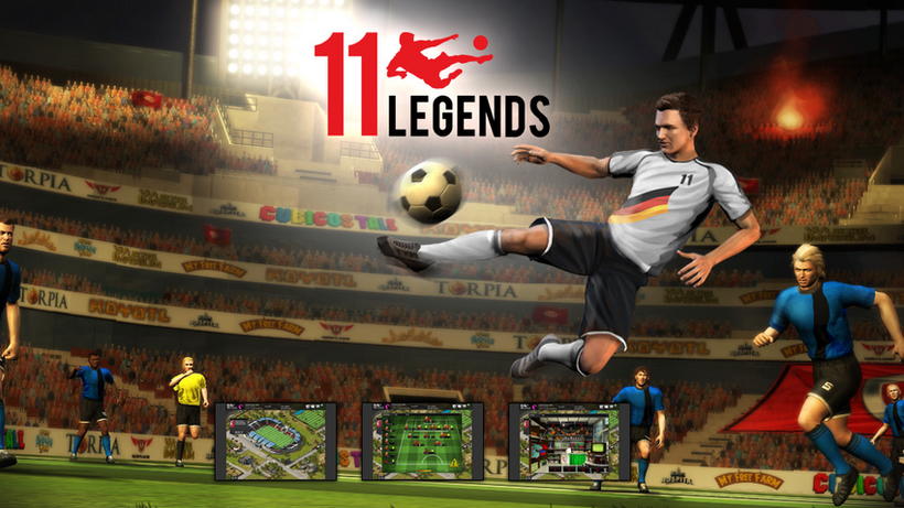gameplanet 11 Legends