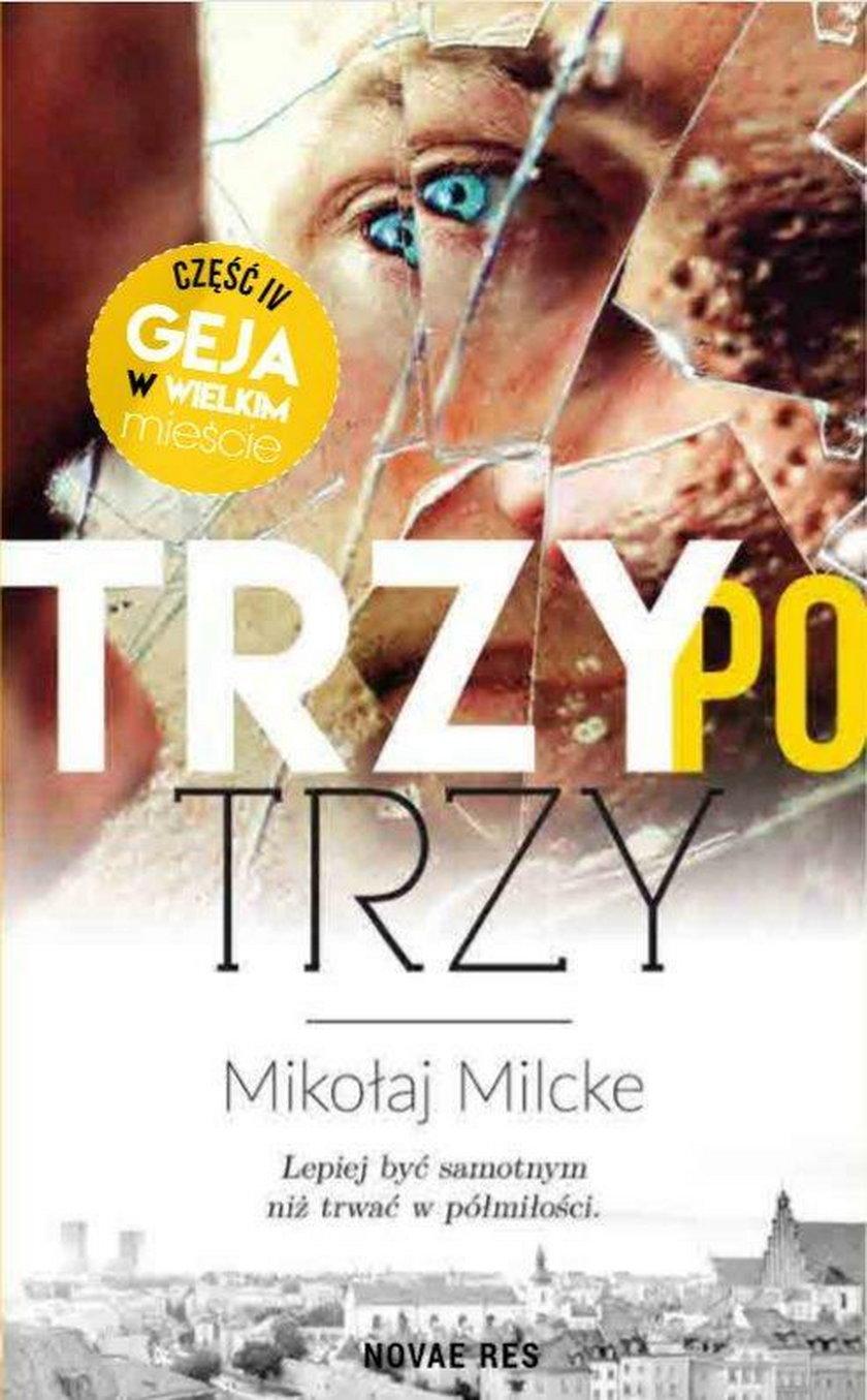 Okładka książki Mikołaja Milcke
