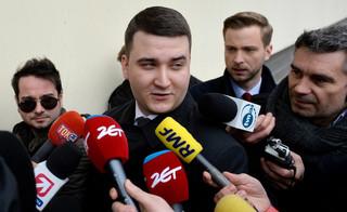 Misiewicz: Złożyłem oświadczenie o rezygnacji z członkostwa w PiS