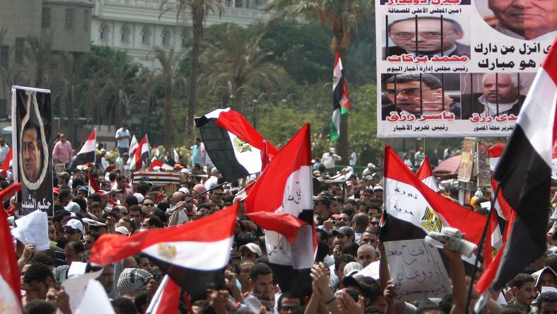 W Egipcie znów protestują