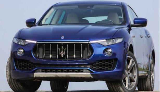 Maserati dynamicznie wjeżdża do segmentu luksusowych SUV-ów. Najtańsze Levante będzie kosztowało ok. 400 tys. zł