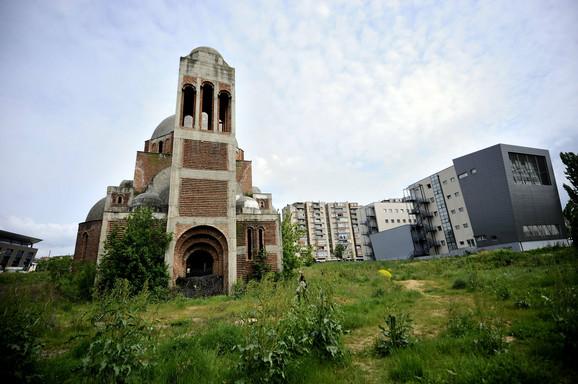 Crkva Hrista Spasa u Prištini