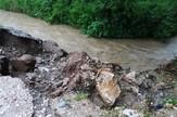 Potok poneo bujicu koja je poplavila deo grada